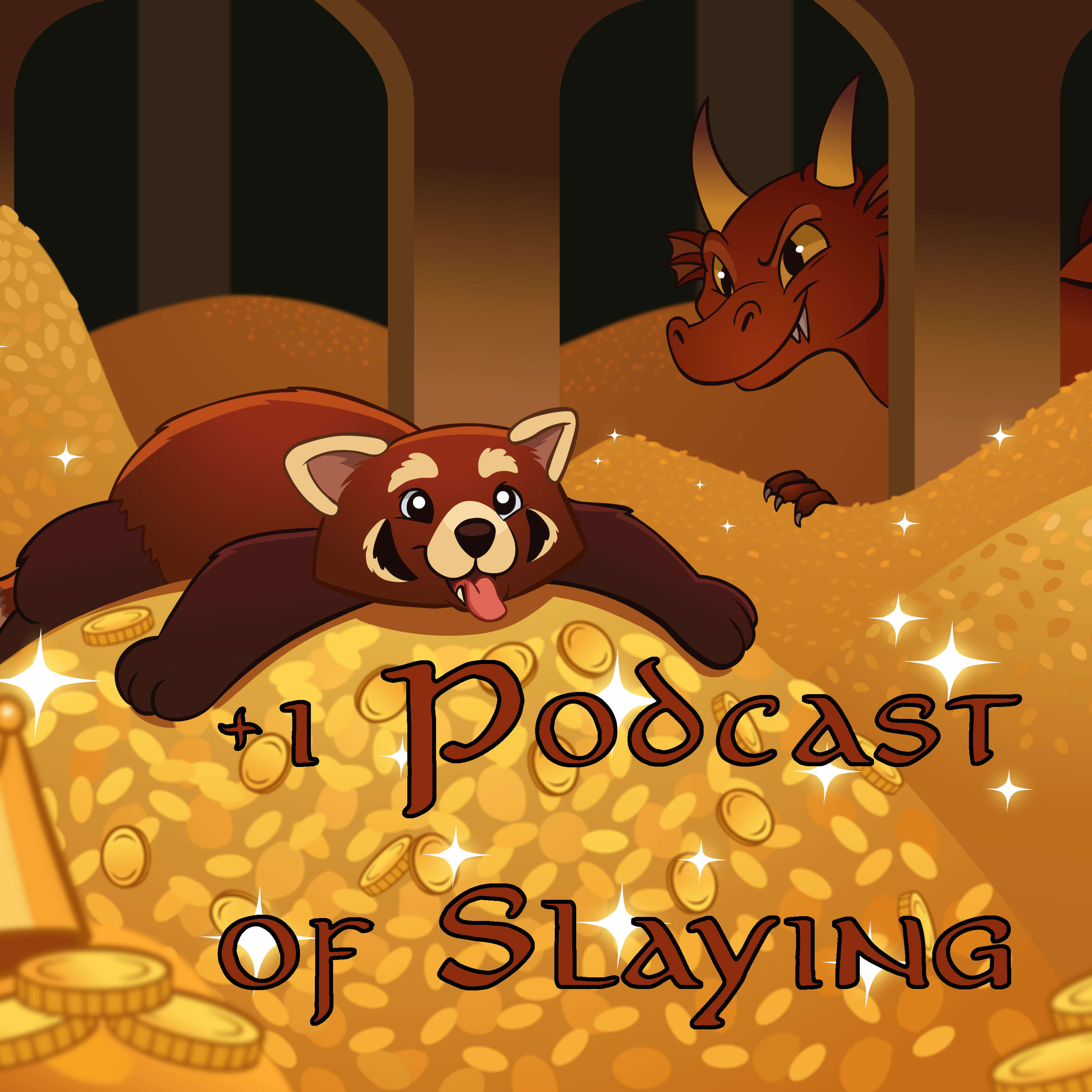 +1 Podcast of Slaying